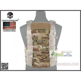 EMERSON LBT6119A Style Hydration Pouch Multicam