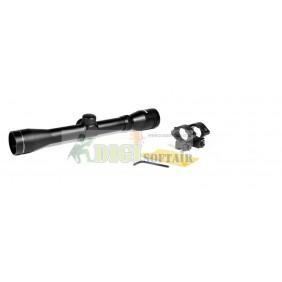 PHANTOM M3015 Riflescope 4X32 (Black Color)