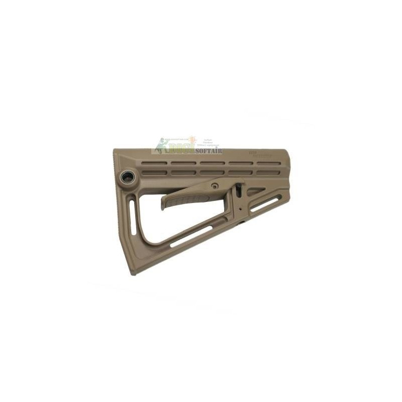 TS1 - M16/AR15/M4 Tactical Stock TAN IMI DEFENSE
