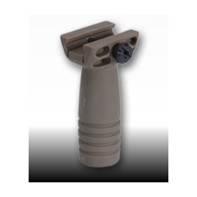 Ares Compact Foregrip FDE