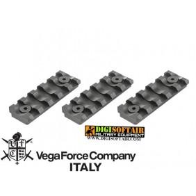 VFC KEY-MOD RAIL SECTION  (5 SLOT) X3