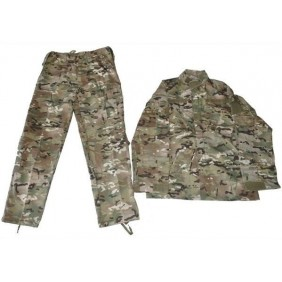 Royal plus - Uniforme  Multicam taglio ACU