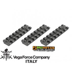 VFC KEY-MOD RAIL SECTION (7 SLOT) X3