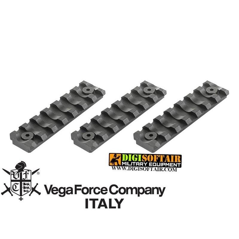 VFC KEY-MOD RAIL SECTION  (7 SLOT) X3