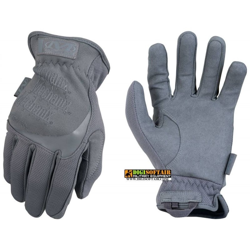 Tactical gloves Mechanix Fast fit Wolf grey