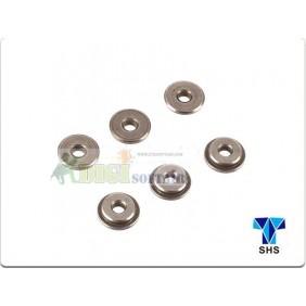 SHS boccole 8mm piene in acciaio