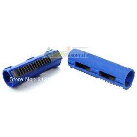 SHS pistone high speed alleggerito con denti in acciaio