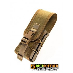 Hsgi X2R TACO Covered MOLLE coyote brown