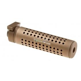 KAC QD tan 145mm Silencer CCW Pirate Arms