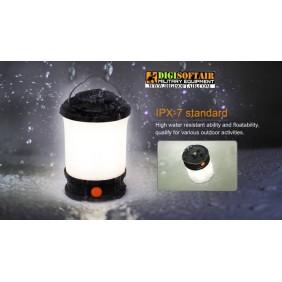 Fenix CL30R lanterna da campeggio 650 lumen