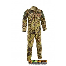 LANDING FORCE COMBAT UNIFORM vegetata italiana DEFCON 5