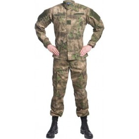 Uniform Royal plus A tacs fg