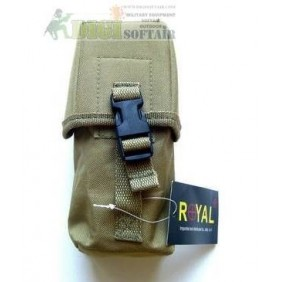 Utility Clip Royal TAN 23X11CM