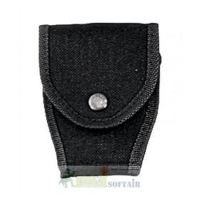 Vega holster Porta manette chiuso nero in cordura