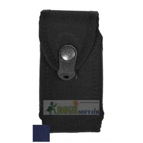 Vega holster Porta smartphone universale in cordura blu
