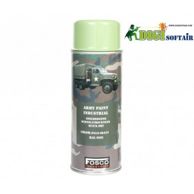 Vernice Pale green Fosco 400ml per armi RAL 6021