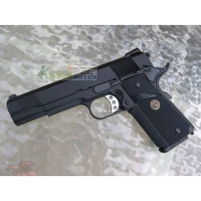 WE MEU 1911  BLACK FULL METAL