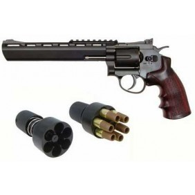 WG - revolver C 703B Co2 FULL METAL