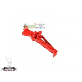 CRUSADER M4 AEG COMPETITION TRIGGER ROSSO