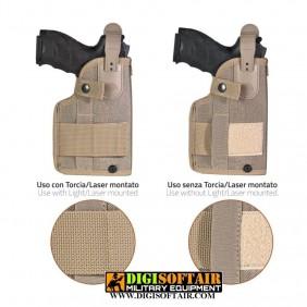 Vega holster Multifunction nylon holster TAN LTL2