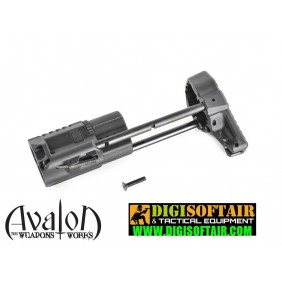 VFC QRS AEG QUICK RELEASE STOCK ASSEMBLY COMPLETE
