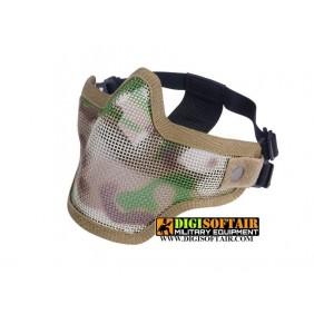 half face mask protection Strike Multicam