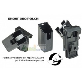 Ghost international 360 port universal charger for shooting IPSC