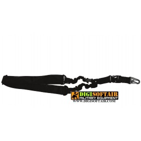 Bungee Sling black one point fixation MFH