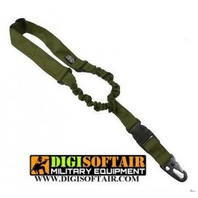 Bungee Sling OD green One-point fixation MFH