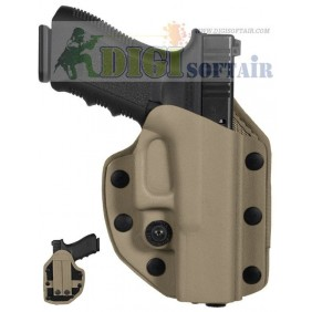 VEGA HOLSTER TAN for GLOCK...