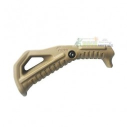 FSG1 Front Support Grip IMI Defense TAN