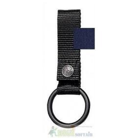 Vega holster Nylon baton, flashlight C/Cell holder 2V10 blue