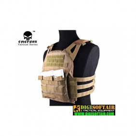 EMERSON UJPC ULTRALIGHT VEST Coyote brown
