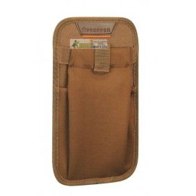 Propper 10X6 Stretch Dump Pocket coyote