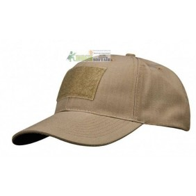 Propper 6-Panel Cap with Loop Khaki