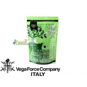 Pallini VFC 0.32gr biodegradabili bianchi