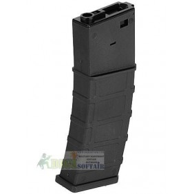 LONEX M4/M16 FLASH MAGAZINE 360bb BLACK GB-06-06