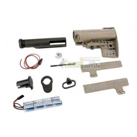 Calcio desert King Arms M4 Clubfoot MOD Stock Set for M4 M16