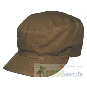 Classical US field cap Coyote brown MFH