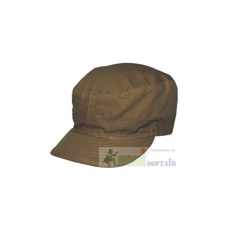 Classical US field cap Coyote brown MFH
