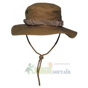 Cappello Coyote brown  modello BOONIE  MFH