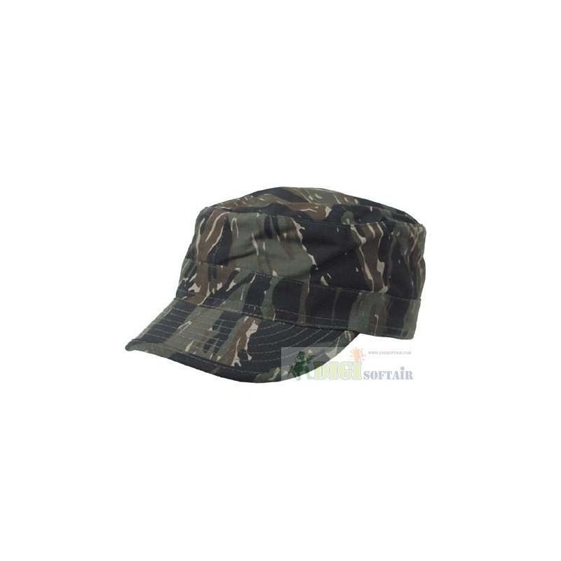 Cappello Tiger stripes modello Patrol US BDU   MFH