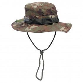 US GI Bush Hat, Rip Stop, chin strap, vegetato