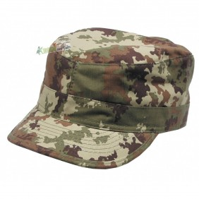 US BDU Field Cap, Rip Stop, vegetato