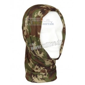 MULTI FUNCTION HEADGEAR italian camo Miltec