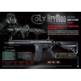 Colt M4 Keymod Corto CYBERGUN