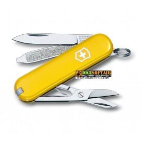 VICTORINOX CLASSIC SD GIALLO coltello multiuso