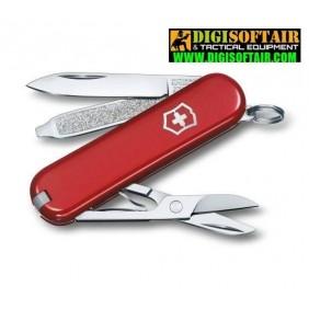 VICTORINOX CLASSIC SD ROSSO coltello multiuso