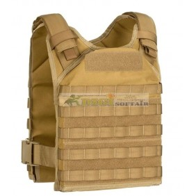 Armor carrier coyote brown invader gear