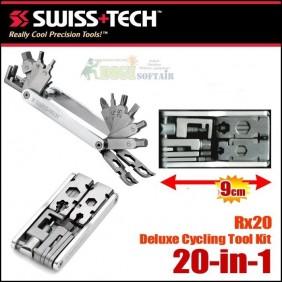 Swiss Tech RX20 set per ciclisti